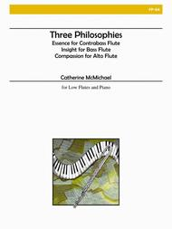 Three Philosophies