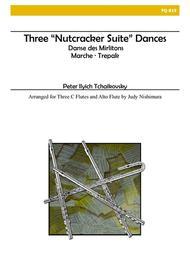 Three Nutcracker Suite Dances