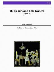Rustic Airs and Folk Dances