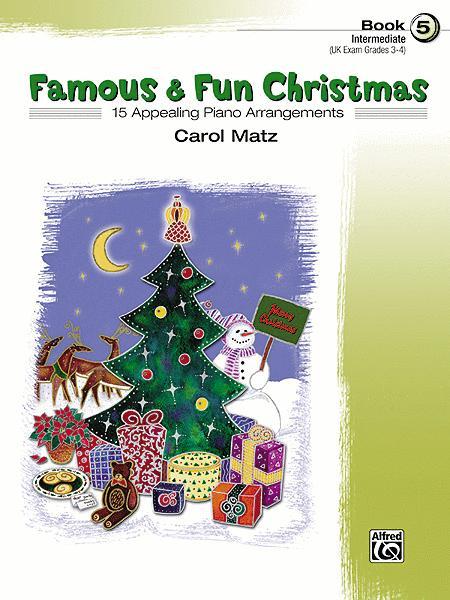 Famous & Fun Christmas - Book 5