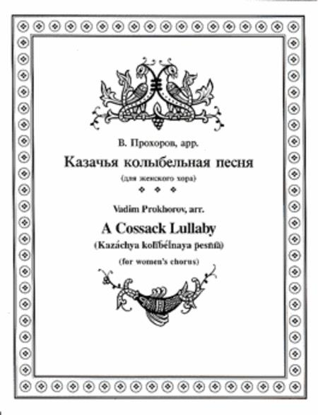 Cossack Lullaby