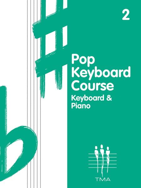 Tritone Pop Keyboard Course - Book 2