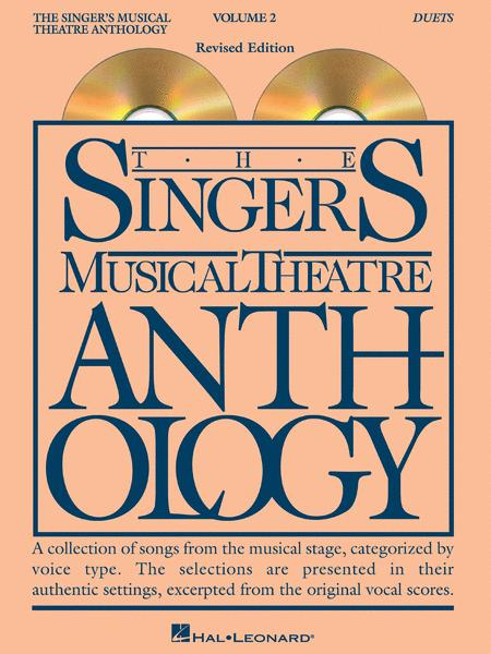 The Singer's Musical Theatre Anthology - Volume 2 - Vocal Duet (CD only)