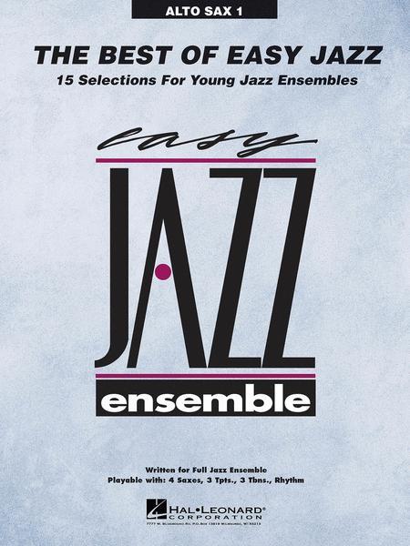 The Best of Easy Jazz - Alto Sax 1