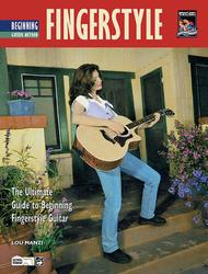 Beginning Fingerstyle Guitar Method (Book and DVD)