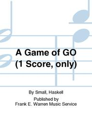 A Game of GO    (1 Score, only)