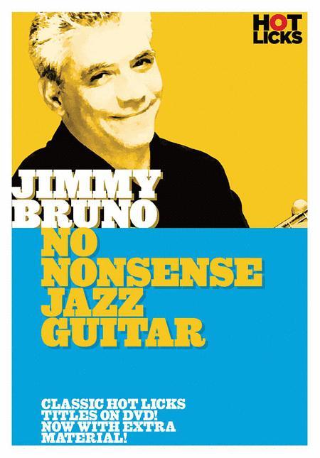 Jimmy Bruno - No Nonsense Jazz Guitar