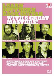 Learn Southern Rock Guitar with 6 Great Masters!
