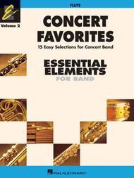 Concert Favorites Vol. 2 - Flute