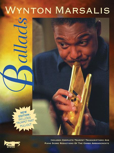 Wynton Marsalis Ballads Book
