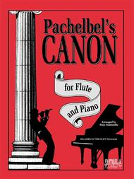 Pachelbel's Canon for Flute and Piano