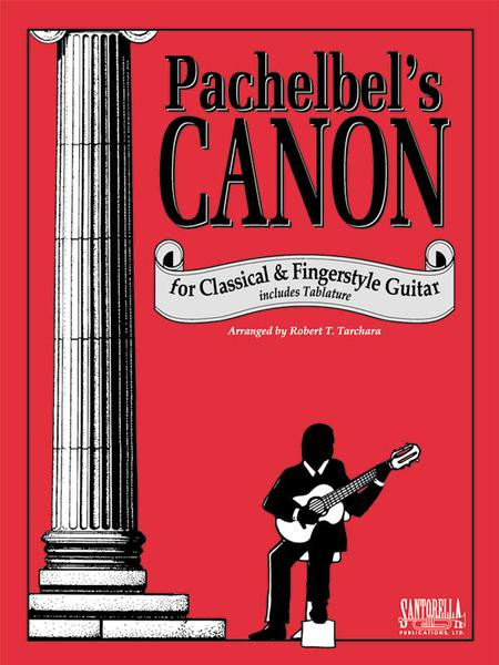 Pachelbel's Canon for Fingerstyle Guitar