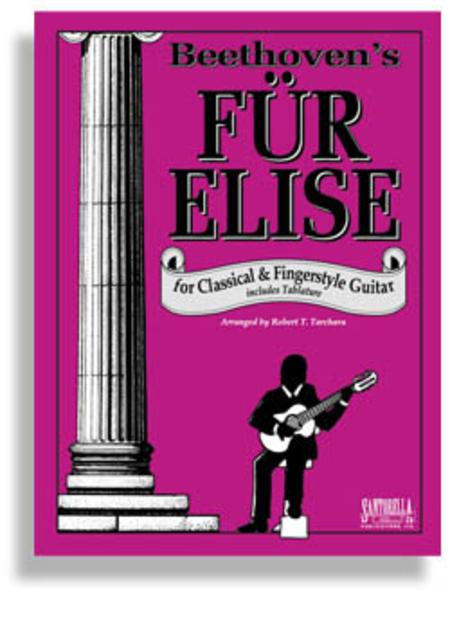 Fur Elise for Classical Guitar