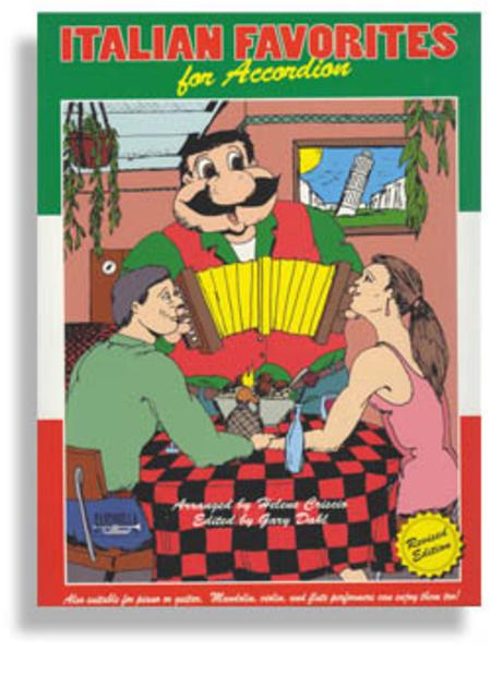Italian Favorites for Accordion with CD
