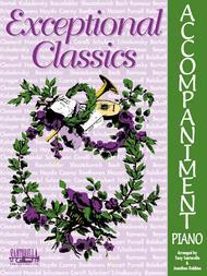 Exceptional Classics * Piano Accompaniment