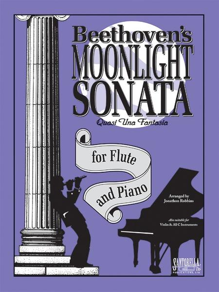 Moonlight Sonata for Flute & Piano