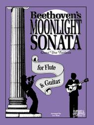 Moonlight Sonata for Flute and Guitar