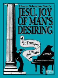 Jesu, Joy Of Man's Desiring for Trumpet & Piano