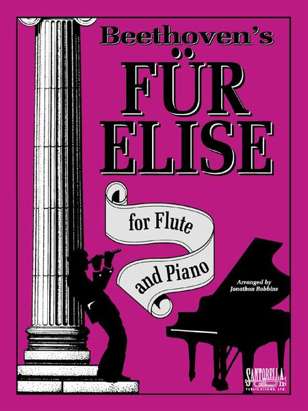 Beethoven's Fur Elise for Flute and Piano