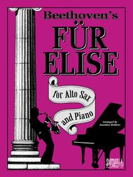 Beethoven's Fur Elise for Alto Sax and Piano
