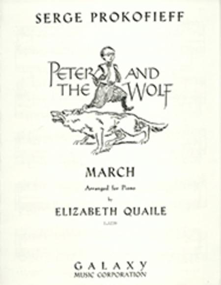 Peter and the Wolf: March