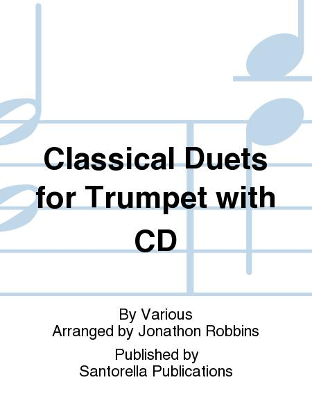 Classical Duets for Trumpet with CD