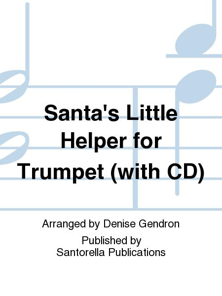 Santa's Little Helper for Trumpet (with CD)