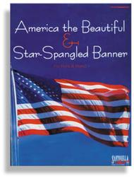 Star Spangled Banner & America the Beautiful for Flute & Piano