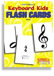 Keyboard Kids Flashcards * Deck 1