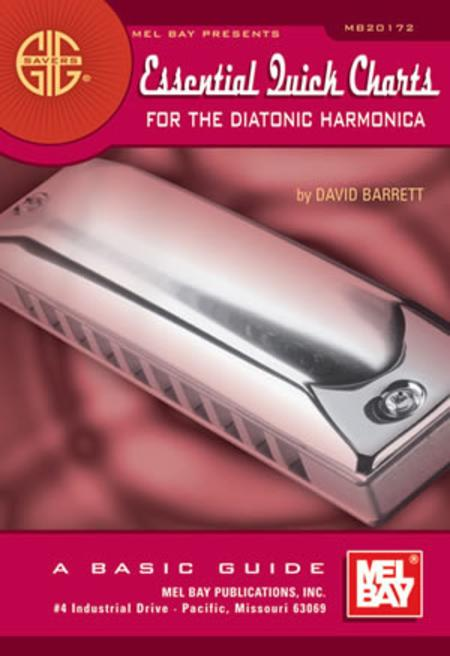 Gig Savers: Essential Quick Charts for the Diatonic Harmonica