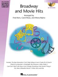 Broadway and Movie Hits - Level 2 - Book/CD Pack