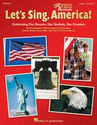 Let's Sing, America! - ShowTrax CD