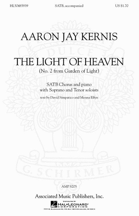 Choral Movements from Garden of Light