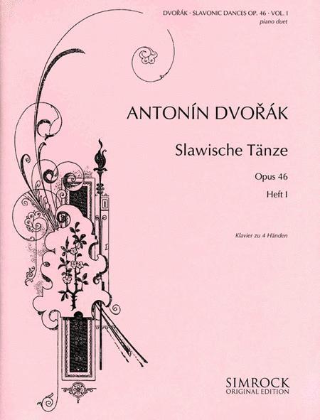 Slavonic Dances, Op. 46 - Volume 1