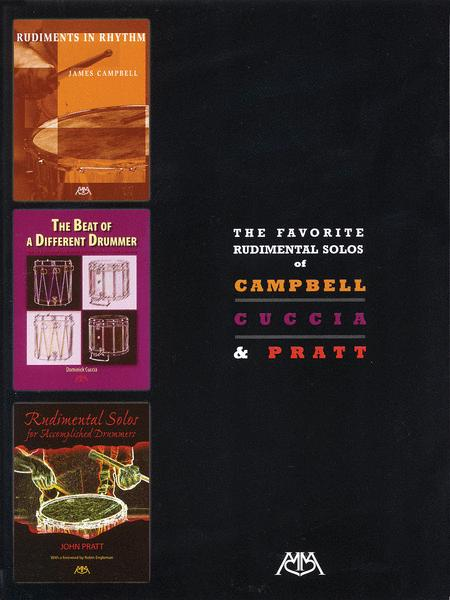 The Favorite Rudimental Solos of Campbell, Cuccia and Pratt