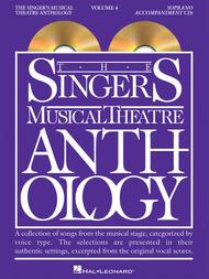 The Singer's Musical Theatre Anthology - Volume 4 - Soprano (CD only)