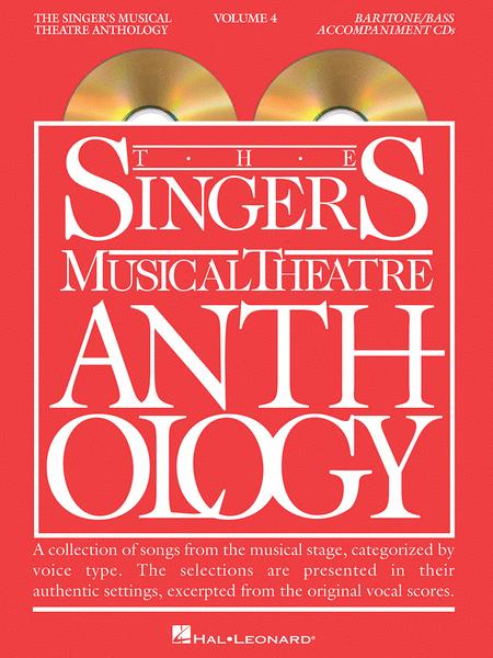 The Singer's Musical Theatre Anthology - Volume 4 - Baritone/Bass (CD only)