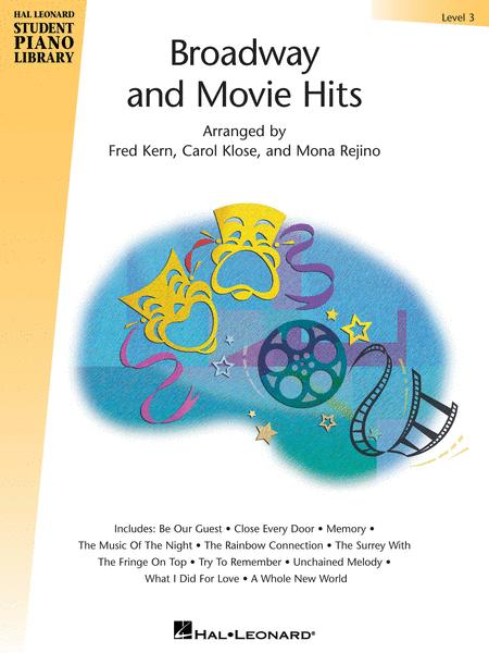 Broadway and Movie Hits - Level 3