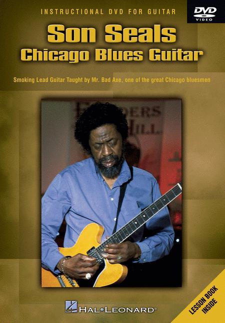 Son Seals - Chicago Blues Guitar
