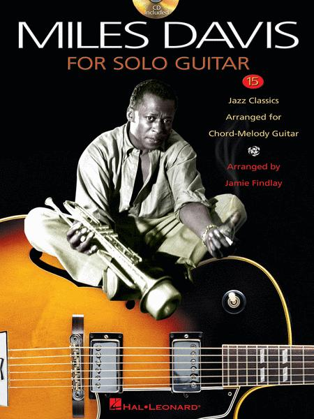 Miles Davis for Solo Guitar