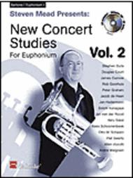 Steven Mead Presents: New Concert Studies for Euphonium