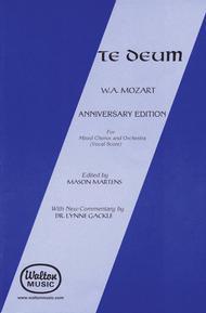Te Deum (SATB)