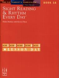 Sight Reading & Rhythm Every Day, Book 2A