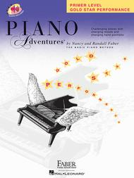Piano Adventures Primer Level - Gold Star Performance