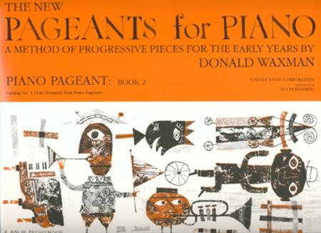 The New Pageants for Piano, Book 2