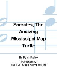 Socrates, The Amazing Mississippi Map Turtle