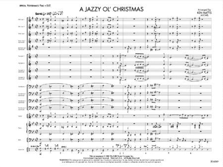 Jazzy Ol' Christmas, A