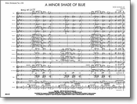 A Minor Shade of Blue