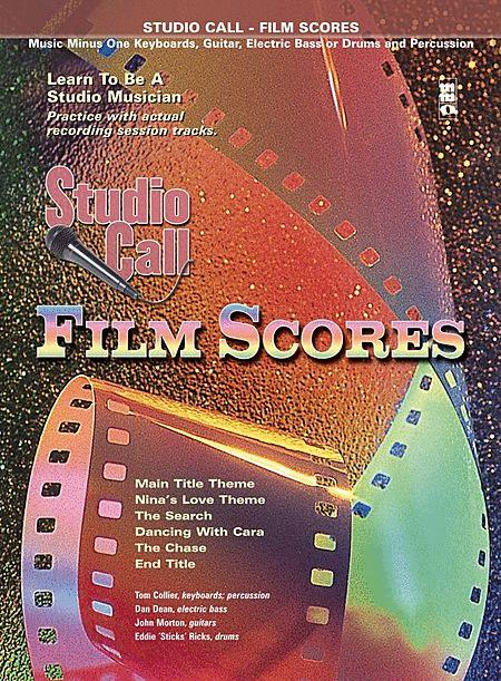 Studio Call: Film Scores - Drums