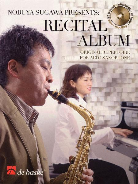 Nobuya Sugawa Presents Recital Album